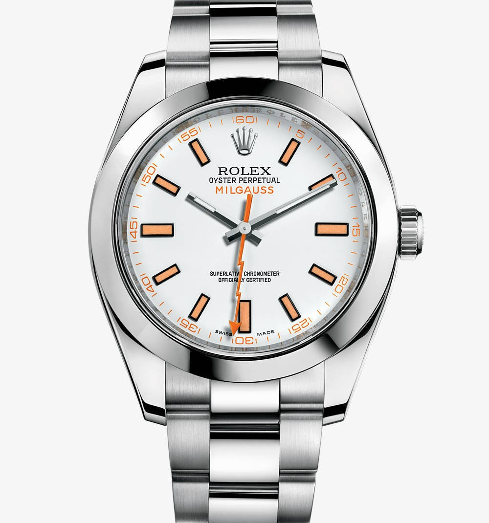 Replique Montre Rolex Milgauss 116400-72400