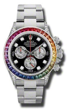 Rolex Oyster Perpetual Cosmograph Daytona 116599116599 RBOW Replique