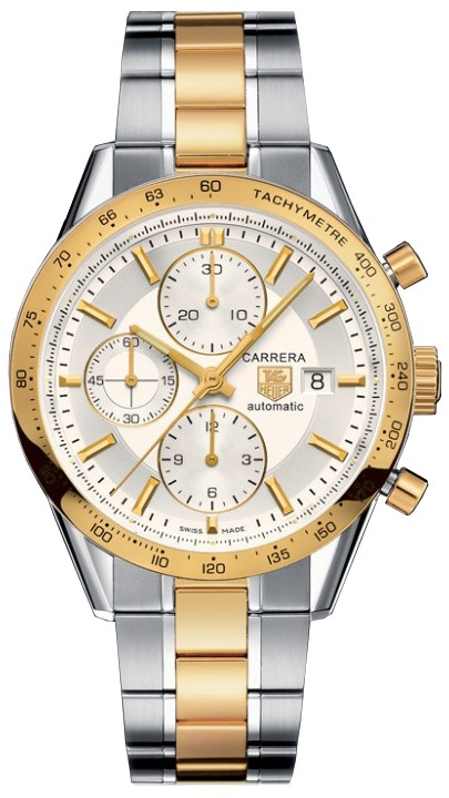 Replique Tag Heuer Carrera Calibre 16 Chronographe Automatique 41mm CV2050.BD0789