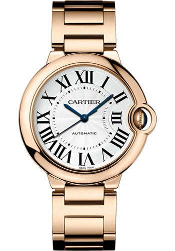 Replique Montre Cartier Ballon Bleu de Cartier 36 mm Femme WGBB0008