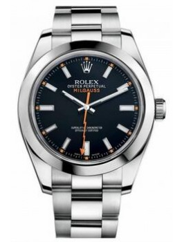 Replique Montre Rolex Milgauss automatique Non Date 116400