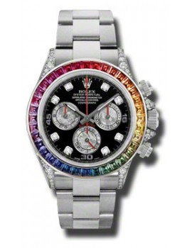 Replique Montre Rolex Oyster Perpetual Cosmograph Daytona 116599116599 RBOW