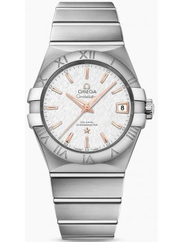Replique Montre Omega Constellation Co-Axial 38mm 123.10.38.21.02.002