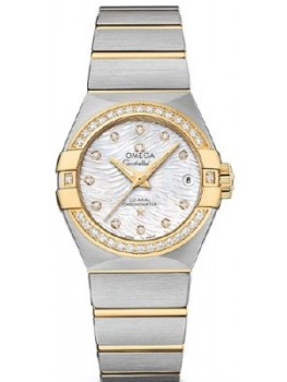 Replique Montre Omega Constellation Co-Axial 31mm 123.25.27.20.55.007