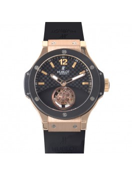 Replique Montre Hublot Big Bang Tourbillon Solo Bang 305.PM.131.RX