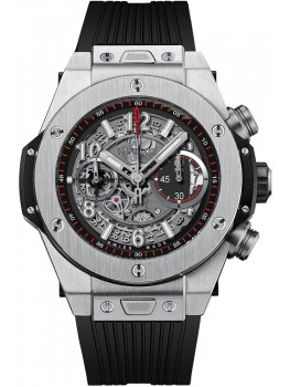 Replique Montre Hublot Big Bang Unico Titane automatique Hommes 411.NX.1170.RX