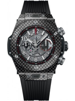 Replique Montre Hublot Big Bang Unico Carbon 411.QX.1170.RX