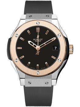 Replique Montre Hublot Classic Fusion Titane King Gold 581.NO.1180.RX