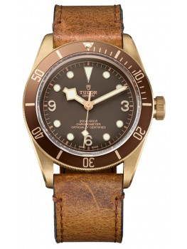 Replique Montre Tudor Heritage Black Bay Bronze 79250BM