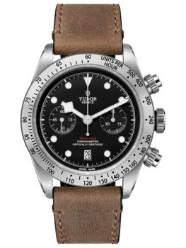 Replique Montre Tudor Heritage Black Bay Chronographe 41mm 79350-0002