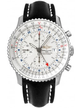 Replique Montre Breitling Navitimer Stainless Steel World A2432212/G571