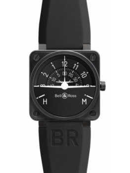 Replique Montre Bell & Ross BR01 Turn Coordinator