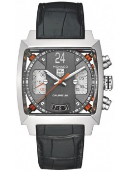 Replique Montre TAG Heuer Monaco 24 Calibre 36 Automatique Chronographe 40.5 mm CAL5112.FC6298