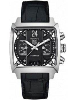 Replique Montre Tag Heuer Monaco Calibre 24 36 Chronographe Automatique 40.5mm CAL5113.FC6329