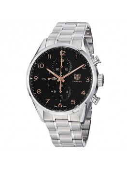 Replique Montre Tag Heuer Carrera Calibre 1887 Chronographe Automatique 43mm CAR2014.BA0796