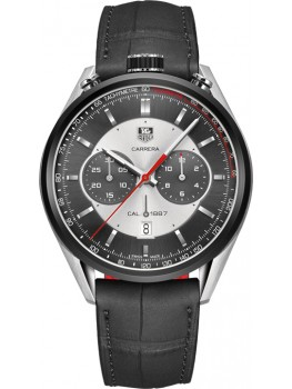 Replique Montre Tag Heuer Carrera 1887 Chronographe Automatique Jack Heuer edition CAR2C11.FC6327