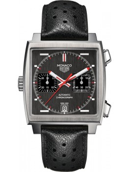 Replique Montre TAG Heuer Monco Vintage Calibre 11 Automatique Chronographe 39 mm CAW211B.FC6241