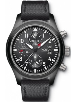 Replique Montre IWC Pilot's Top Gun Chrono Automatique IW378901