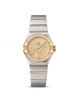 Replique Montre Omega Constellation Omega Co-Axial 27 MM 123.25.27.20.57.002