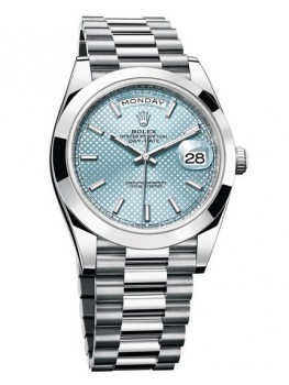 Replique Montre Rolex Oyster Perpetual Day Date 40 228206