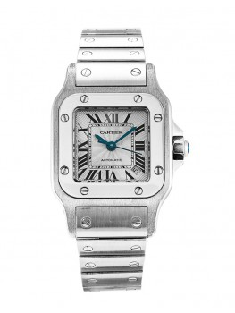 Replique Montre Cartier Santos Galbee Automatique W20054D6