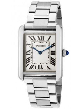 Replique Montre Cartier Tank Solo Grand 35mm Acier W5200014