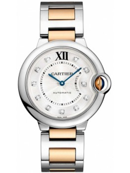 Replique Montre Cartier Ballon Bleu de Cartier 36mm WE902031
