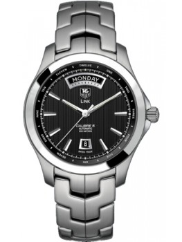 Replique Montre TAG Heuer Link Calibre 5 Day Date WJF2010.BA0592