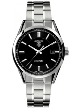 Replique Montre TAG Heuer Carrera Calibre 5 Automatique 39 mm WV211B.BA0787