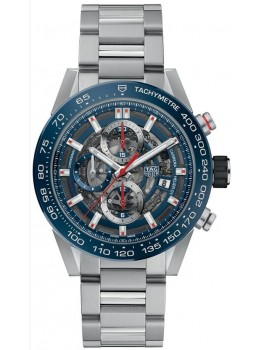 Replique Montre TAG Heuer Carrera Calibre Heuer 01 Chronographe Automatique 43 mm CAR201T.BA0766
