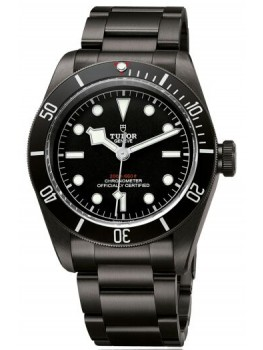 Replique Montre Tudor Heritage Black Bay Dark Bracelet M79230DK-0001