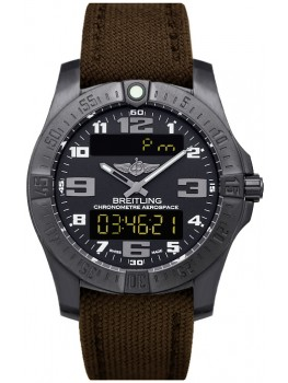 Replique Montre Breitling Professional Aerospace Evo Night Mission Homme V7936310/BD60