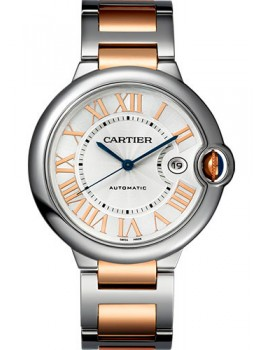 Replique Montre Cartier Ballon Bleu de Cartier 42 mm W6920095