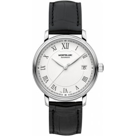 Replique Montre Montblanc Tradition Date Automatique 36mm Dames 112611