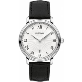 Replique Montre Montblanc Tradition Date Quartz 40mm Femme 112633