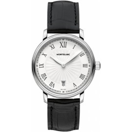 Replique Montre Montblanc Tradition Date Quartz 36mm Dames 112635