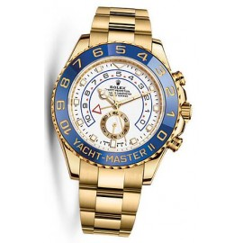 Replique Montre Rolex Yacht-Master II Or jaune 116688