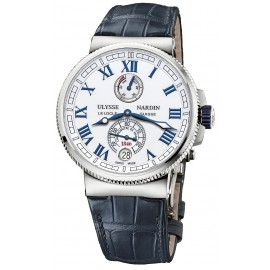 Replique Montre Ulysse Nardin Marine Chronometer Manufacture 1183-126/40