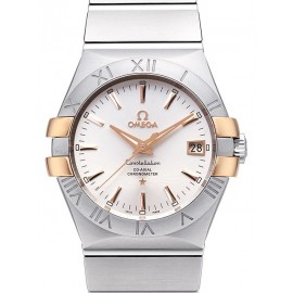 Omega Constellation Chronometer 35mm Dames 123.20.35.20.02.003 Replique