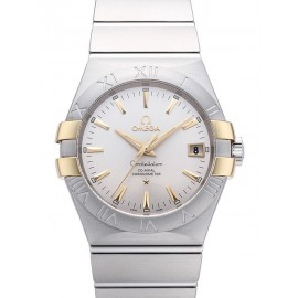 Omega Constellation Chronometer 35mm Dames 123.20.35.20.02.004 Replique