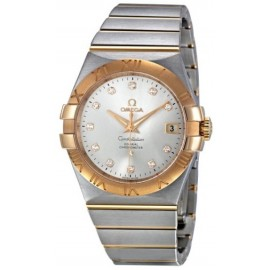 Omega Constellation Chronometer 35mm Dames 123.20.35.20.52.001 Replique