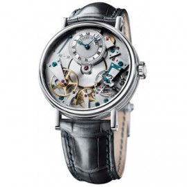 Breguet Tradition Hand Wound 37mm Or blanc 7027BB/11/9V6 Replique
