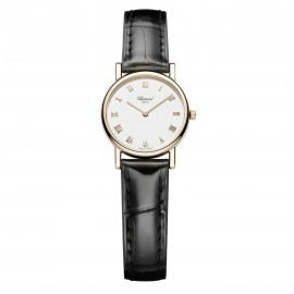 Replique Chopard Classic Blanc Cadran 18kt Rose Or Dames 127387-5001