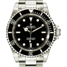 Replique Rolex Submariner No-Date 14060M cadran noir
