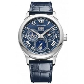 Replique Montre Chopard L.U.C Lunar One Platine 161927-9001