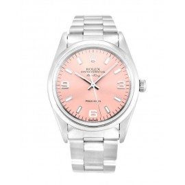 Copie Rolex Air-King Rose Trimestre Arabe Unisexe 14000