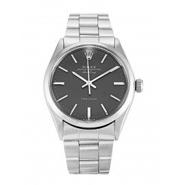 Copie Rolex Air-King Gris Cadran Unisexe 5500