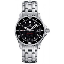 Replique Montre Omega Seamaster 300M James Bond Quartz Dames 212.30.28.61.01.001