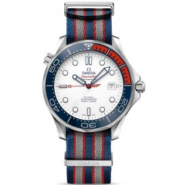 Replique Montre Omega Seamaster Commander's James Bond 007 Hommes 212.32.41.20.04.001