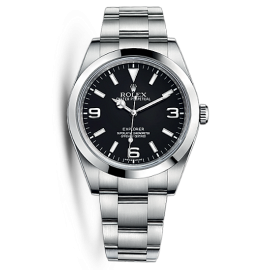 Rolex Oyster Perpetual Explorer 39 mm Automatique Montre Replique